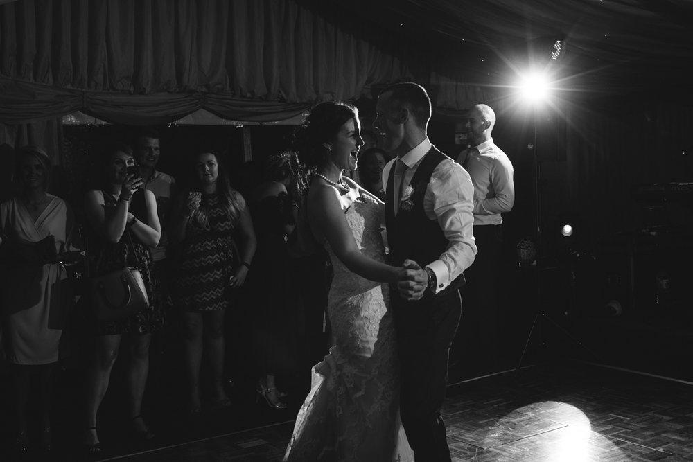 Steven Parry Photography / Wedding First Dance