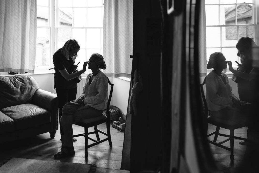Steven Parry Photography / Bride Make-Up