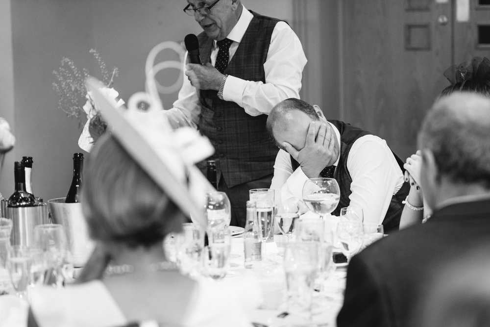 Steven Parry Photography / Wedding Speeches