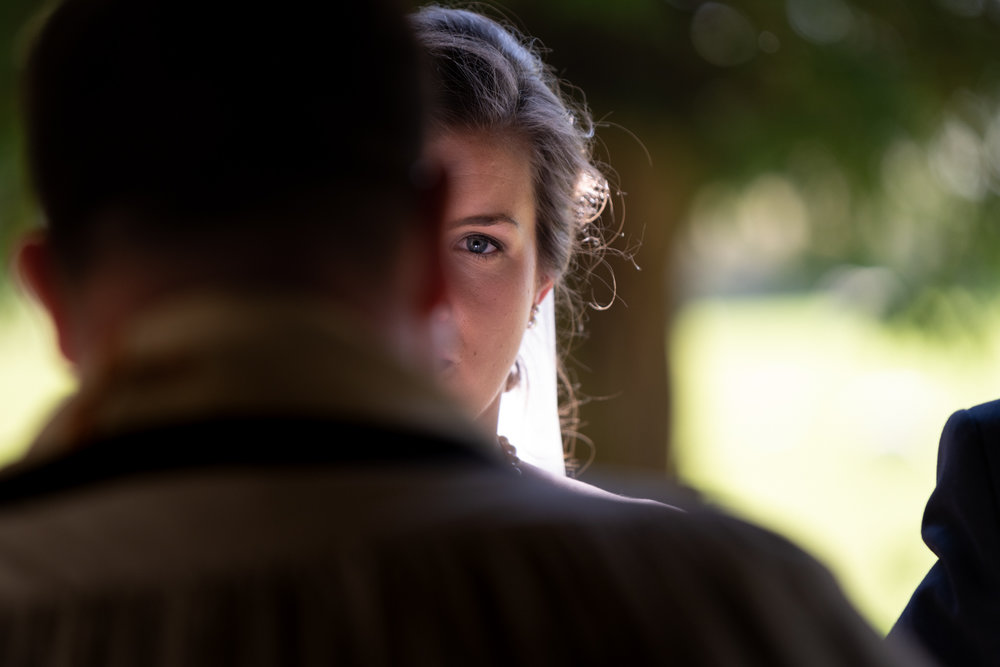 Steven Parry Photography / Bride at Church