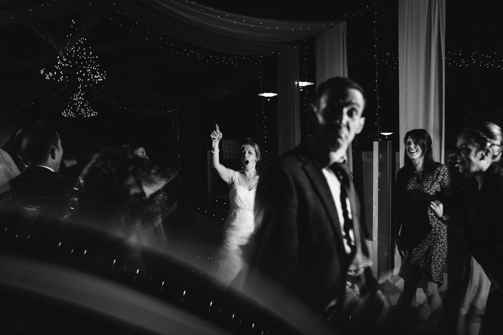 Steven Parry Photography / Bride Partying / Sugar Loaf Barn