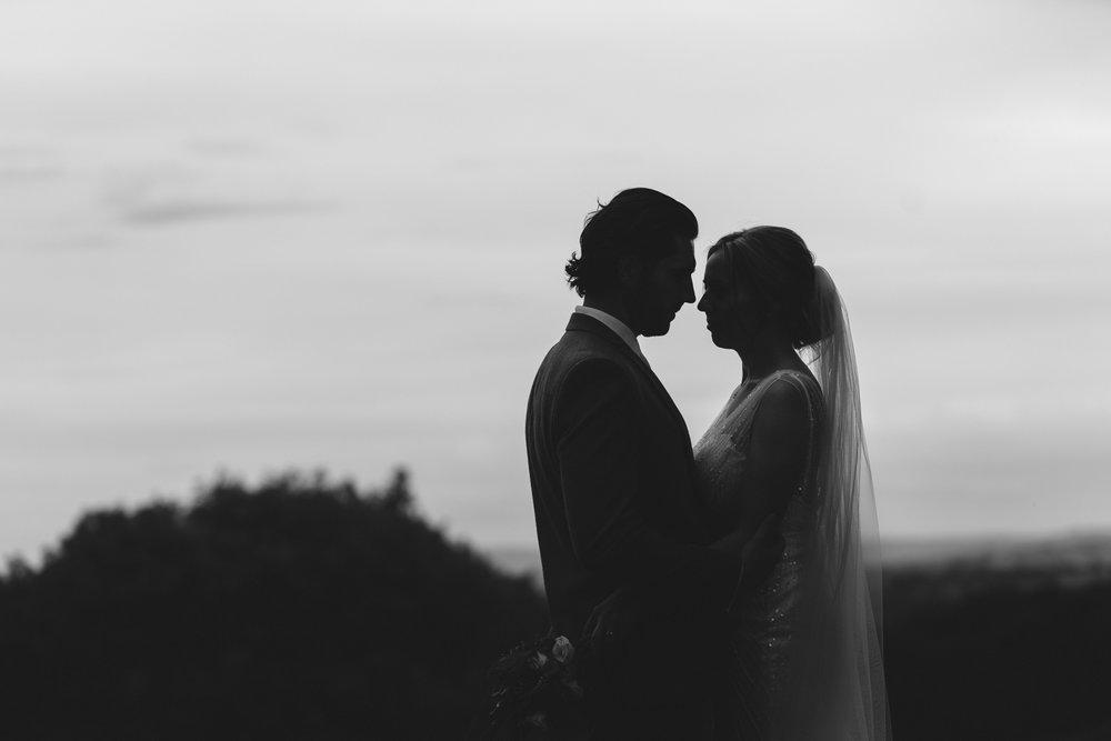 Steven Parry Photography / Bride & Groom / Sugar Loaf Barn