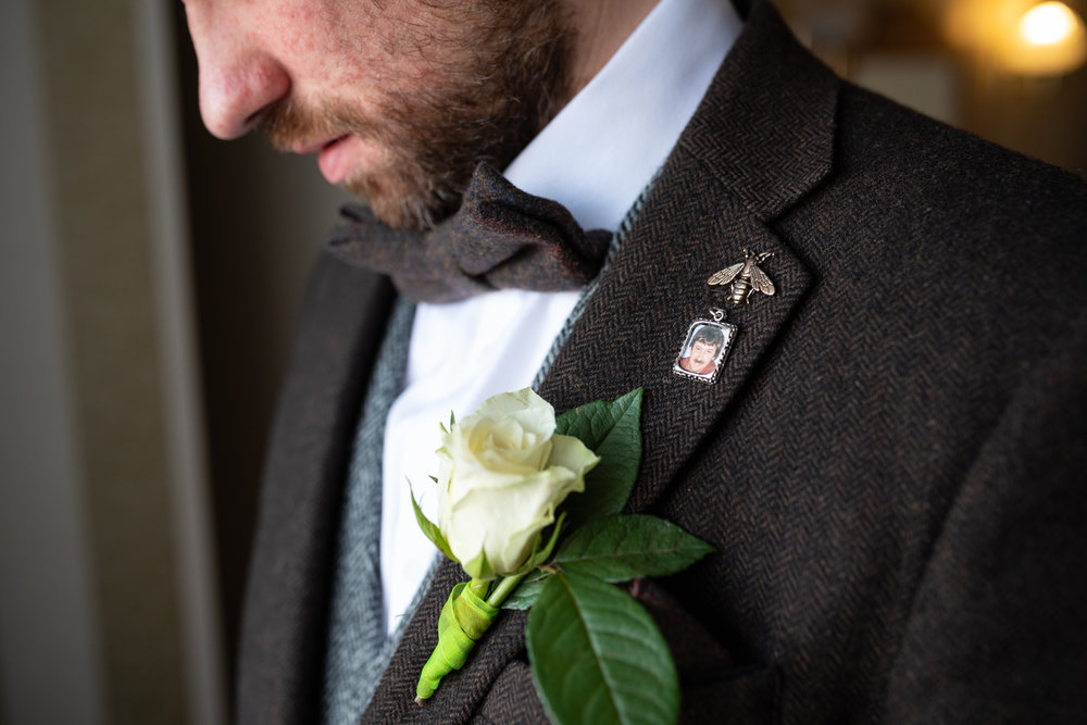 Steven Parry Photography / Groom