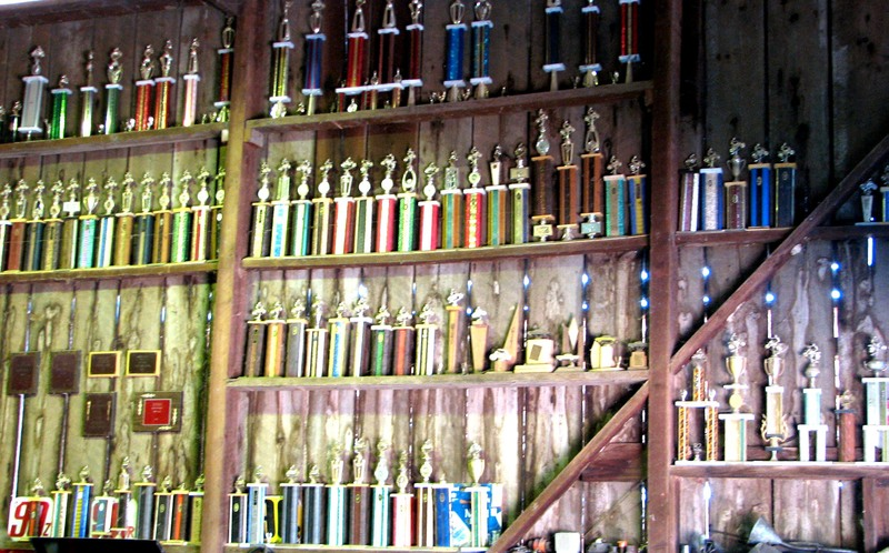 walloftrophies