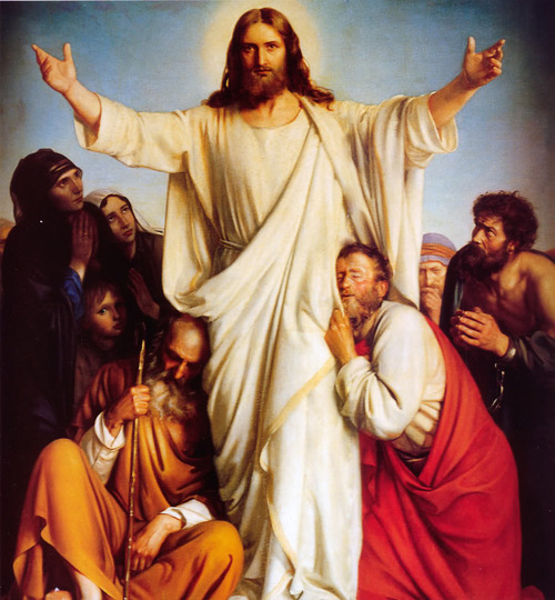 jesuswelcomesall