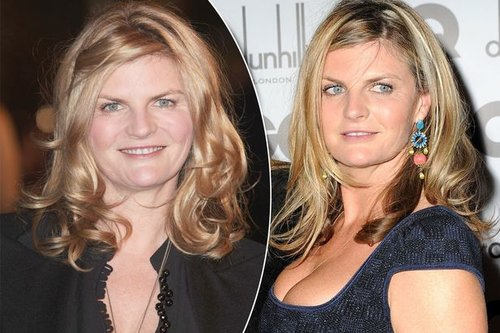 Author Susannah Constantine leads the praise for Affinity Organics on social media!