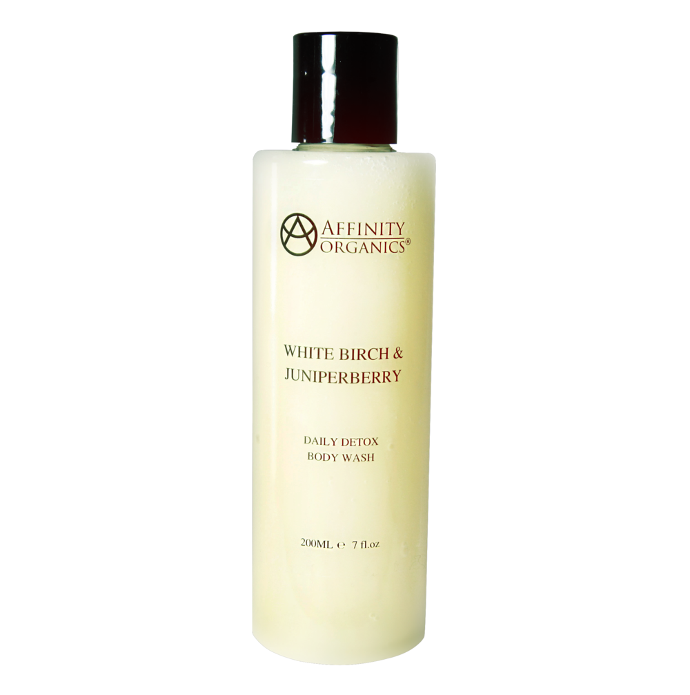 White Birch & Juniperberry Daily Detox Body Wash -