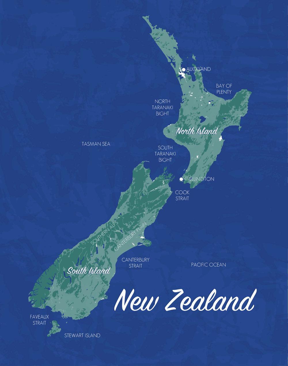 New Zealand, 2016