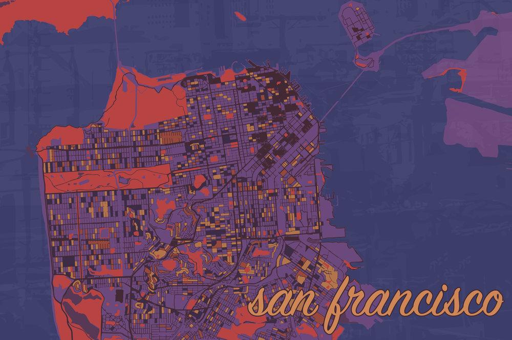 San Francisco, California, 2015