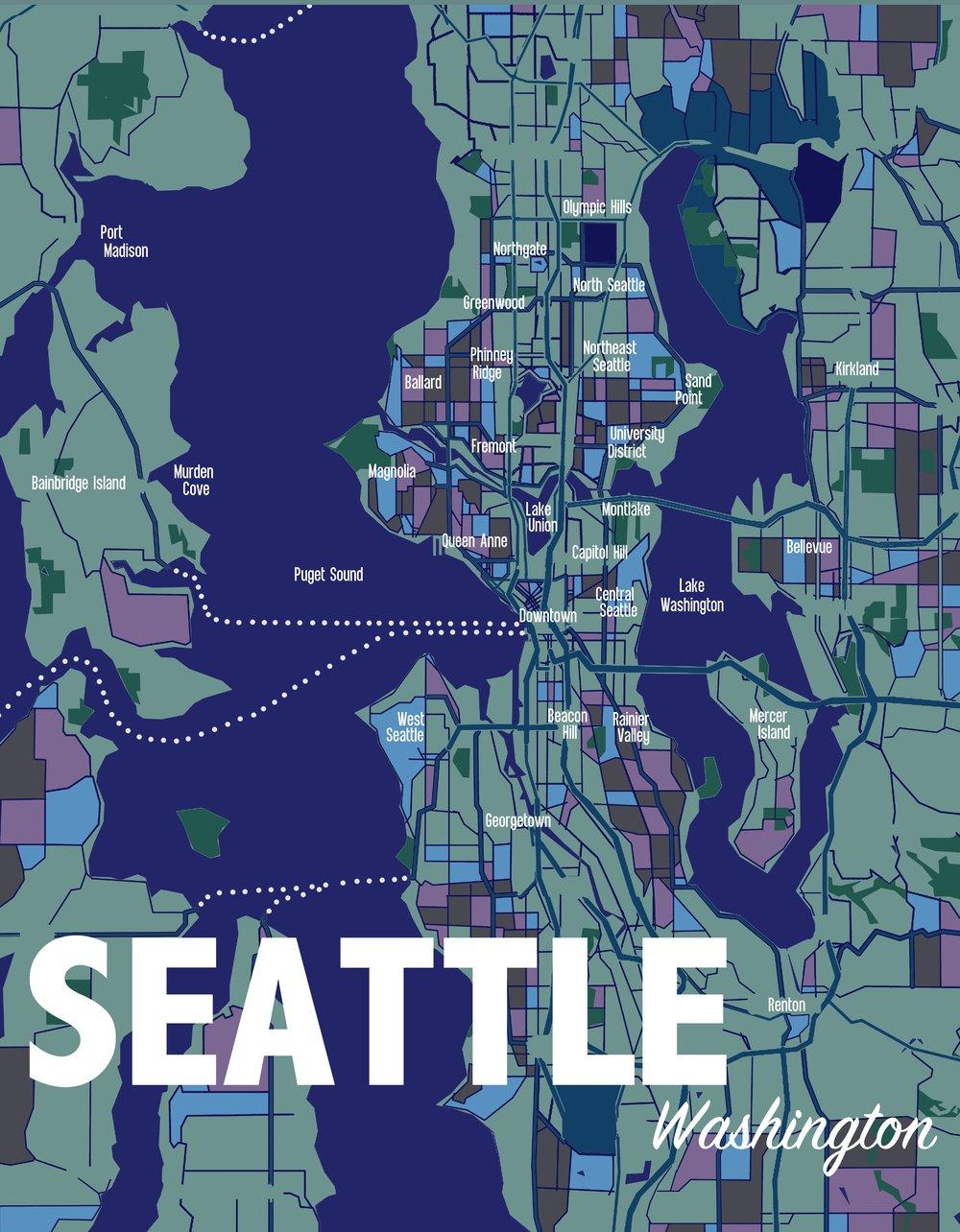 Seattle, Washington, 2015