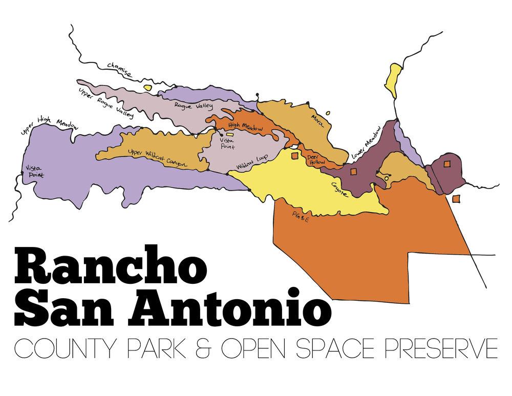 Rancho San Antonio, California, 2015