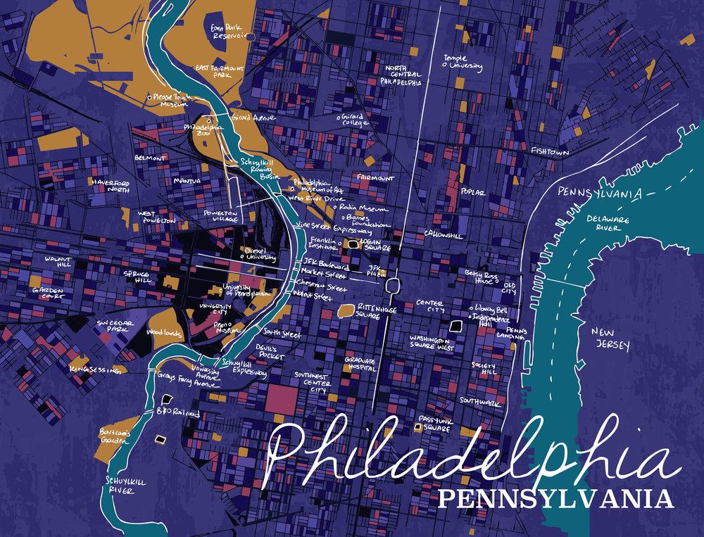Philadelphia, Pennsylvania, 2015