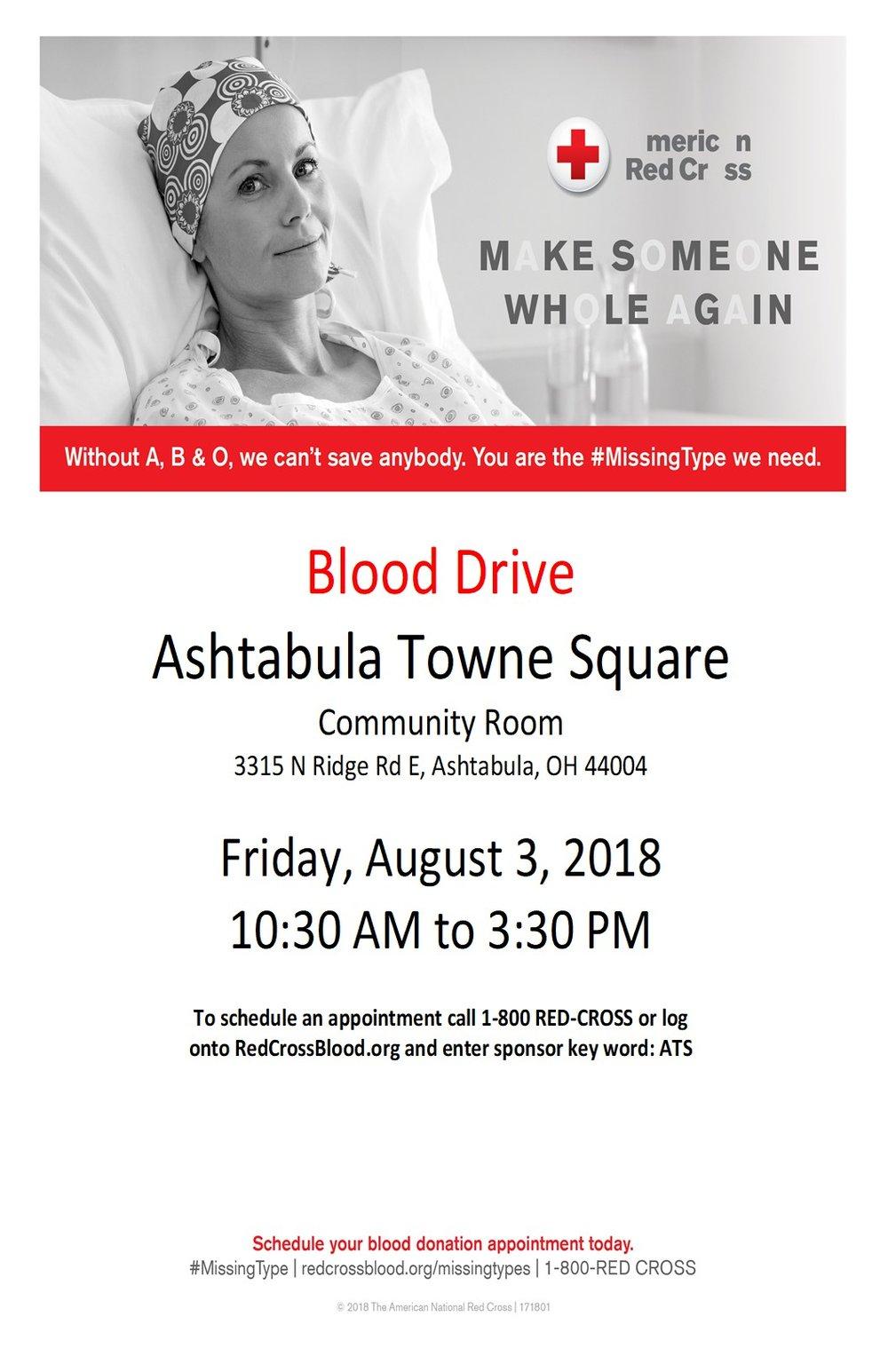 8.3.2018 Blood drive poster .jpg