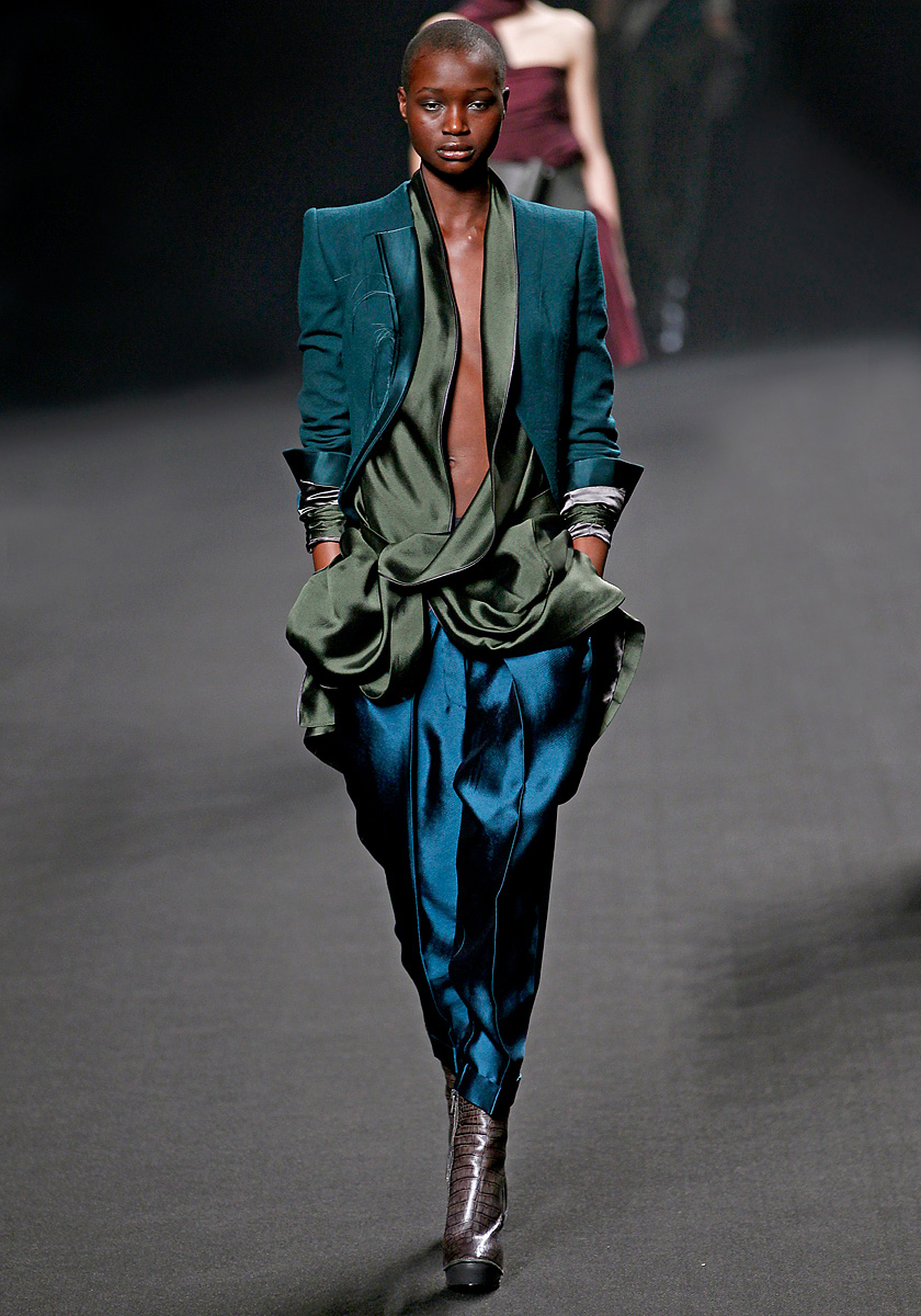 Haider Ackermann Womenswear FW11