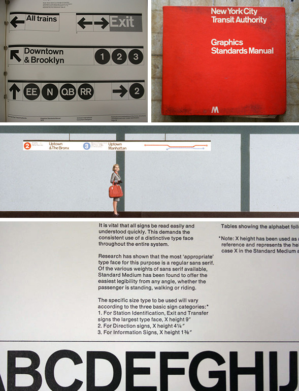 "photo source:  ""The (Mostly) True Story of Helvetica and the New York City Subway"" by Paul Shaw, hosted on aiga.org ."