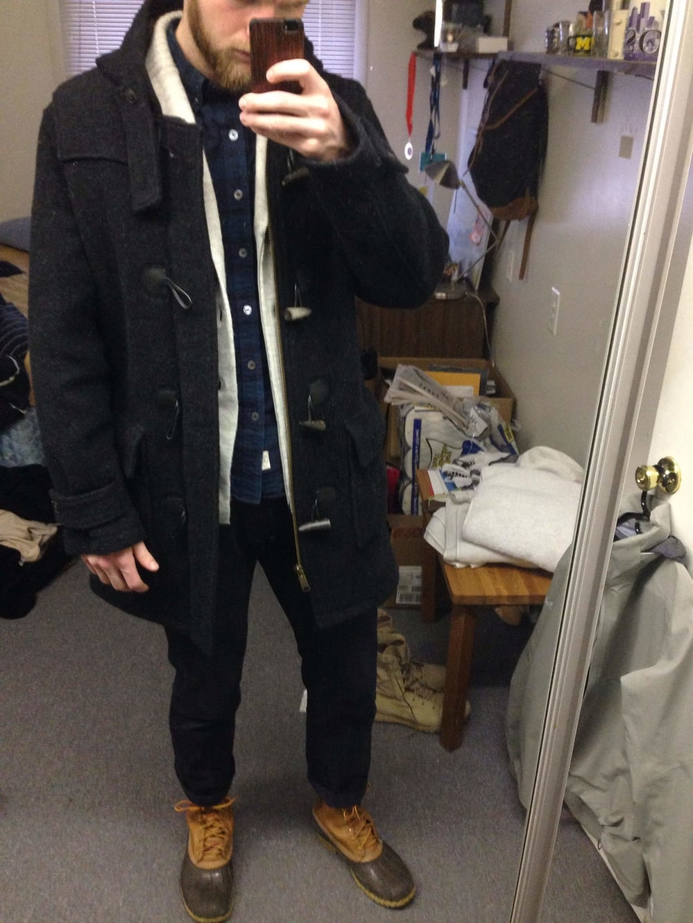 Lands' End/7 Diamonds/Todd Snyder/Uniqlo/LL Bean