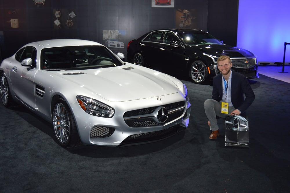 Boyd's/Charles Tyrwhitt/Gap/Cole Haan/AMG-Mercedes