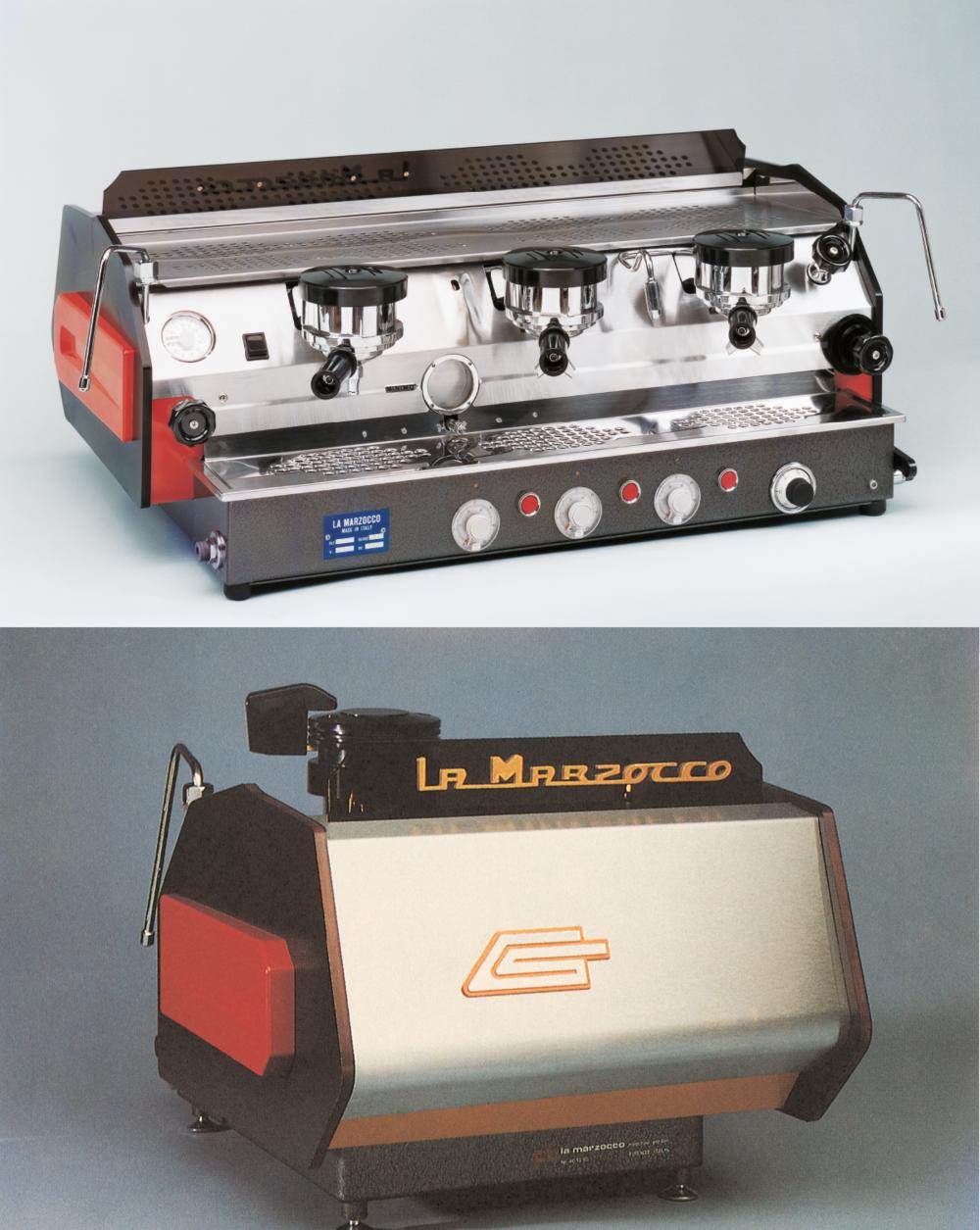 """""""GS"""" series  espresso  machine (La Marzocco, 1970)"""