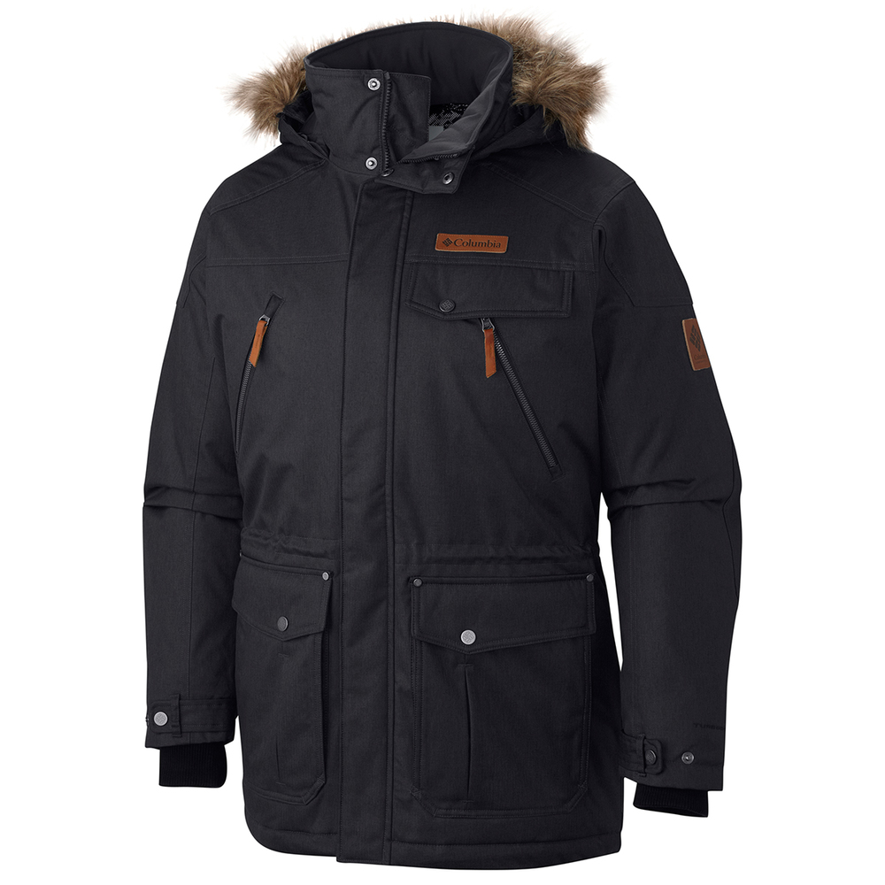 Next up by price is the Columbia TurboDown Barlow Pass Jacket. Notably, this is the first Antarctic Parka lookalike on our list! And at $180 on sale, ...