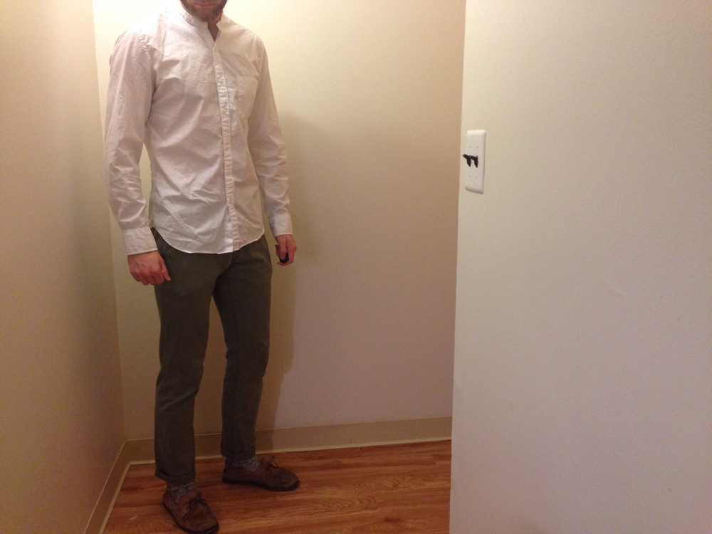 J. Crew/Gap/Anonymousism/Sperry's
