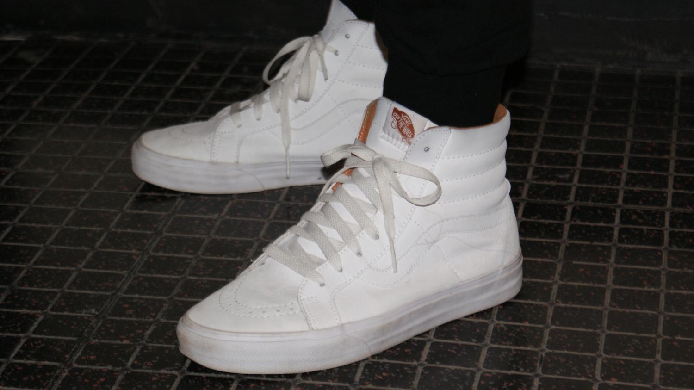 4805044a5c Shoe Review  Vans Sk8-Hi