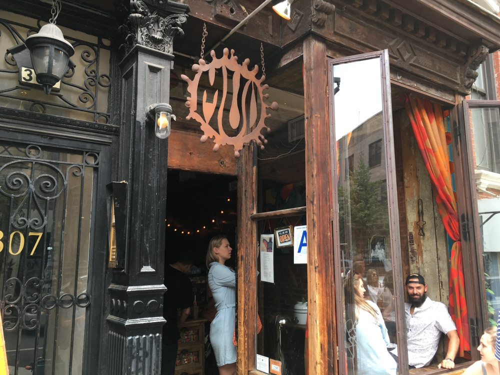 Mudspot (307 E 9th St, East Village, NYC)