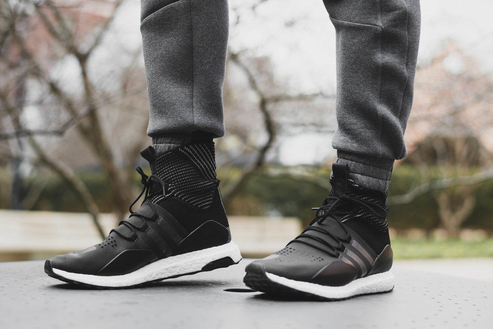 575dcb8712b7 Shoe Review  Y-3 Sport Approach Boost (2016) — AS RAKESTRAW - The ...