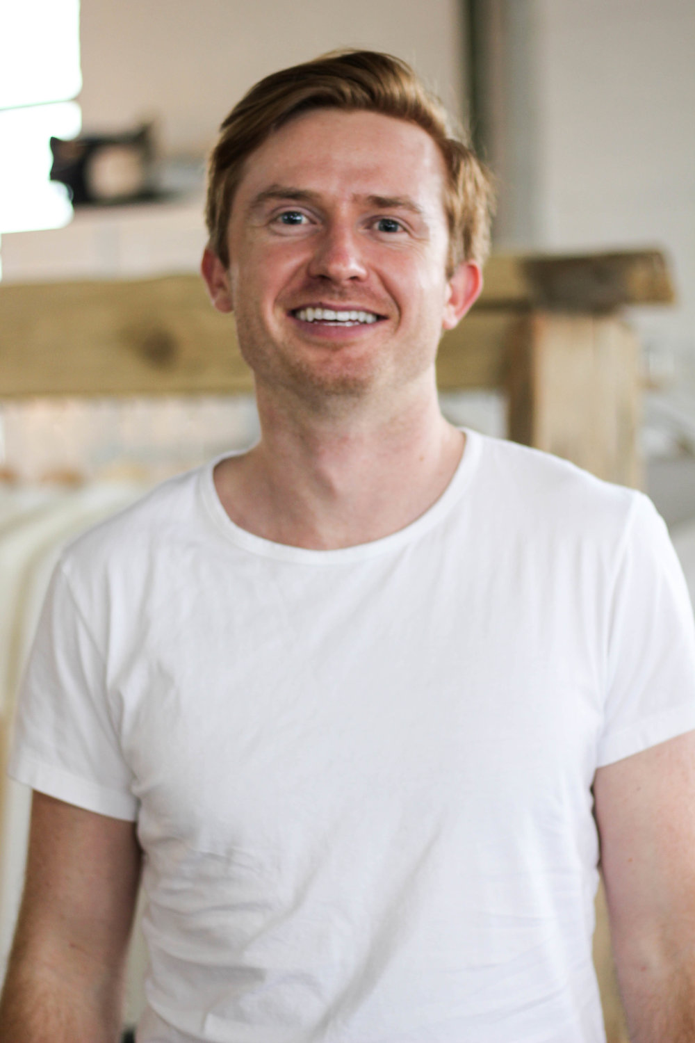 Lazlo founder Christian Birky (photo: Courtney Evans)