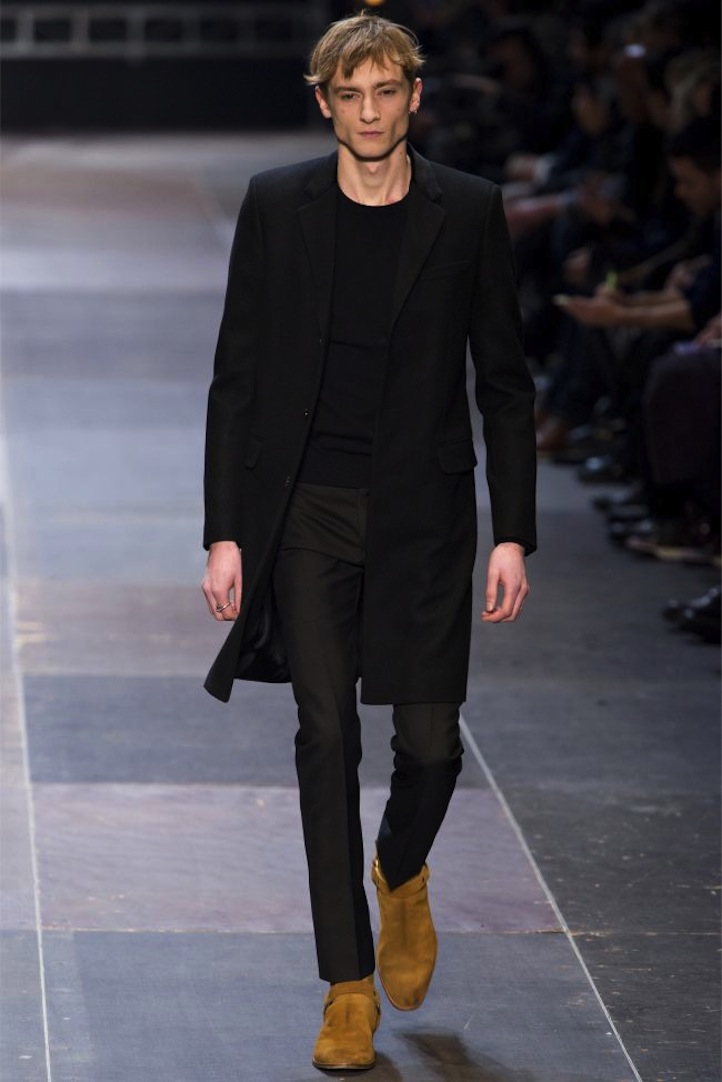 Saint Laurent by Hedi Slimane Mens FW13