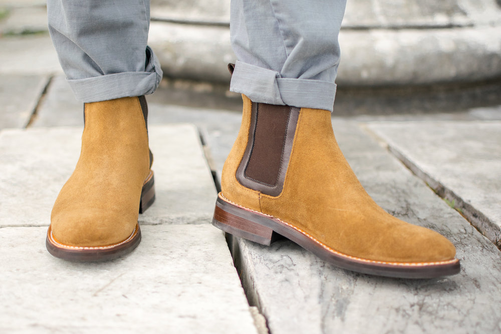 Shoe Review Thursday Boots Duke Chelsea Boot 2017 As