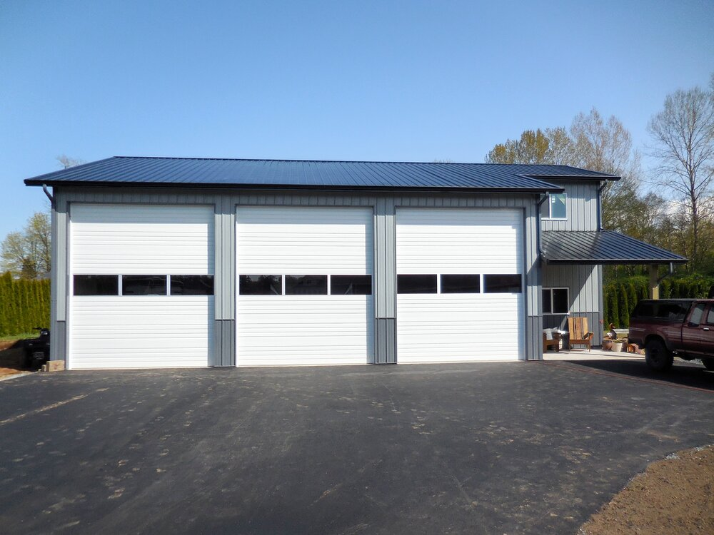 "42' x 54' x 16'-4"" Storage Building in Ferndale, WA  Shop #2"
