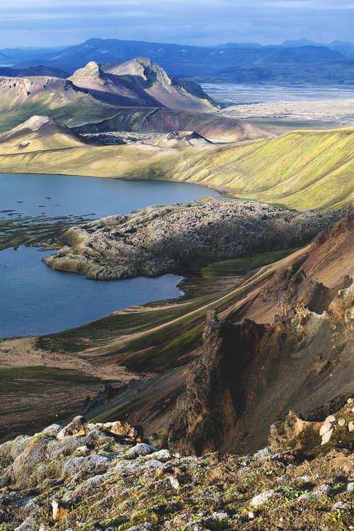 Landmannlauger, Iceland   Brynjar Agustsson