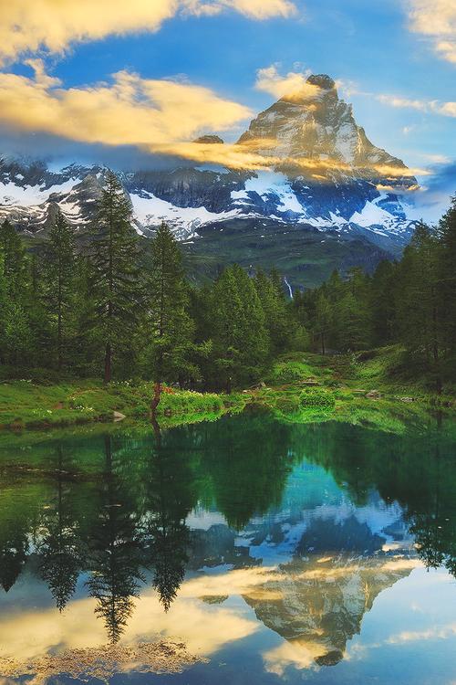 Matterhorn, Itlay   Ennio Pozzetti