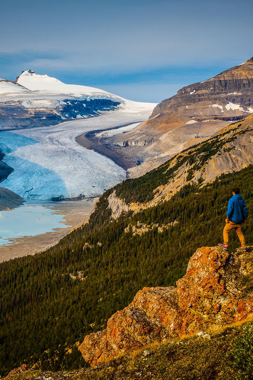 Saskatchewan Glacier, Canada   Callum Snape