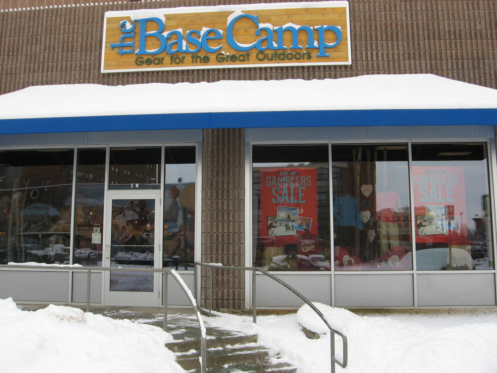 The Base Camp in Billings, MT.