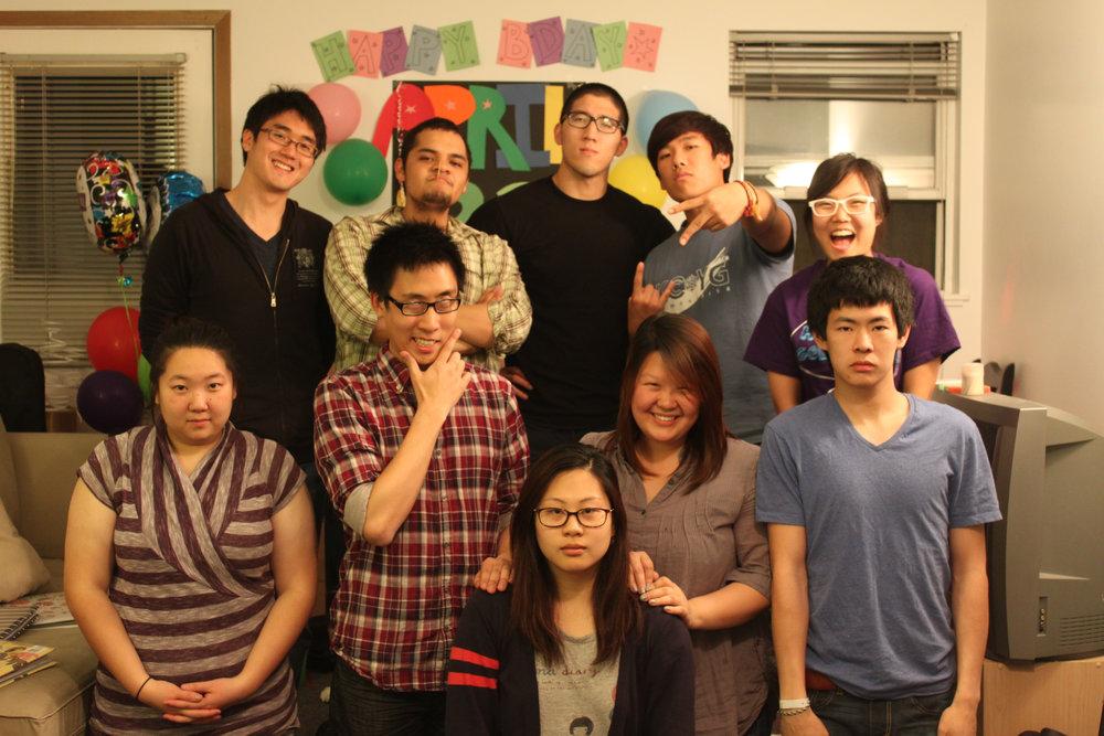 2011.05.04 - Small Group Sharing