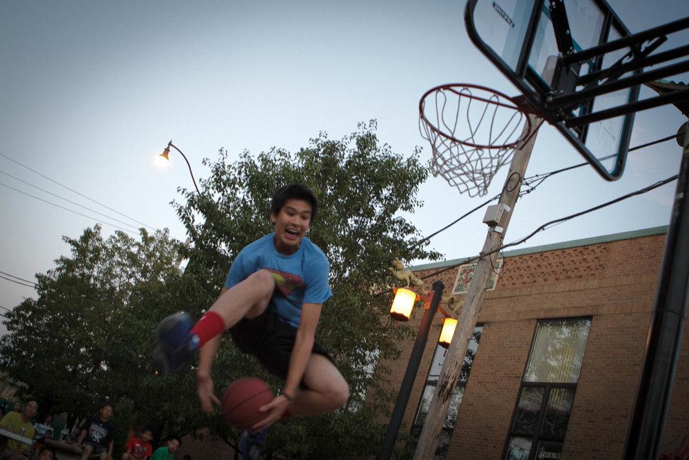 2012.07.20 - YTF/KS Slam Dunk Contest 2012