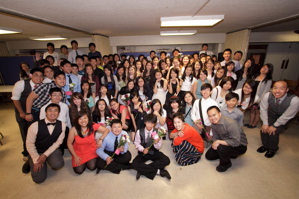 2013.06.21 - YTF 8th Grade Banquet 2013