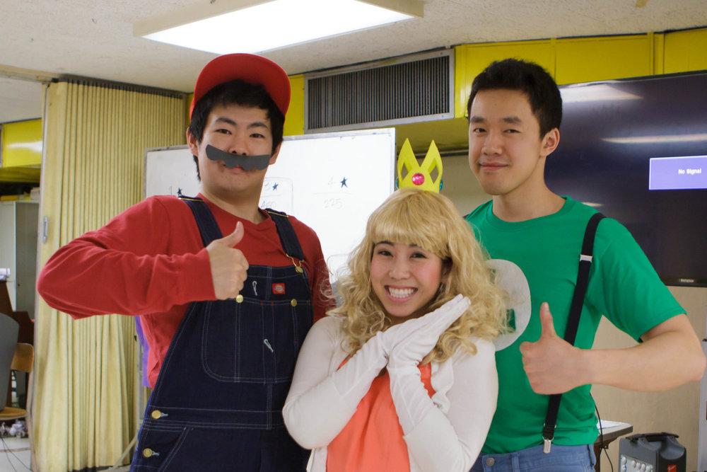 2014.05.16 - Mario Party
