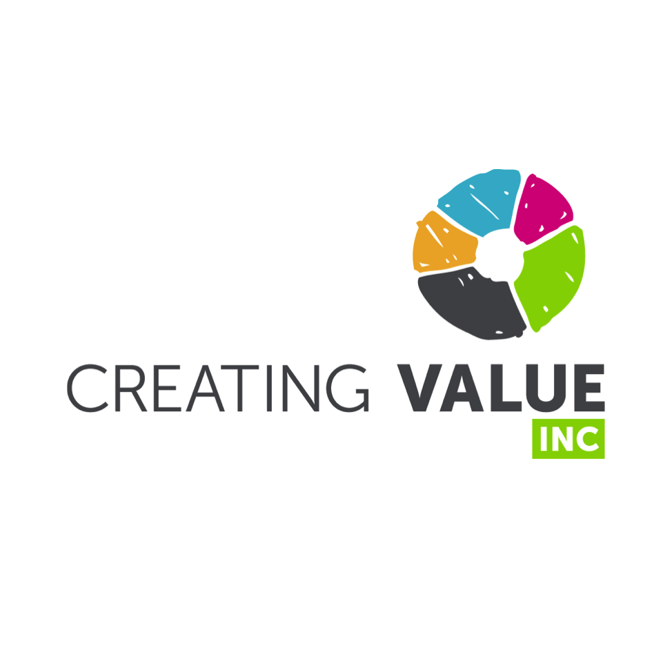 CREATE VALUE INC:  Working alongside inspiring organizational leaders to amplify social impact.     Adaptive Strategy + C ollective Impact & Systems Change +  S  ervice Design + S  ocial Enterprise      #creativevalue  #YYC