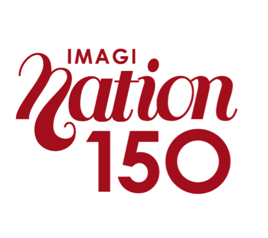 "I150:   Igniting Canada's sesquicentennial  by asking Canadians to  explore the question ""how do we create a smart and caring nation""     Imagination Cafes + Deep listening     #canada150  #yyc"