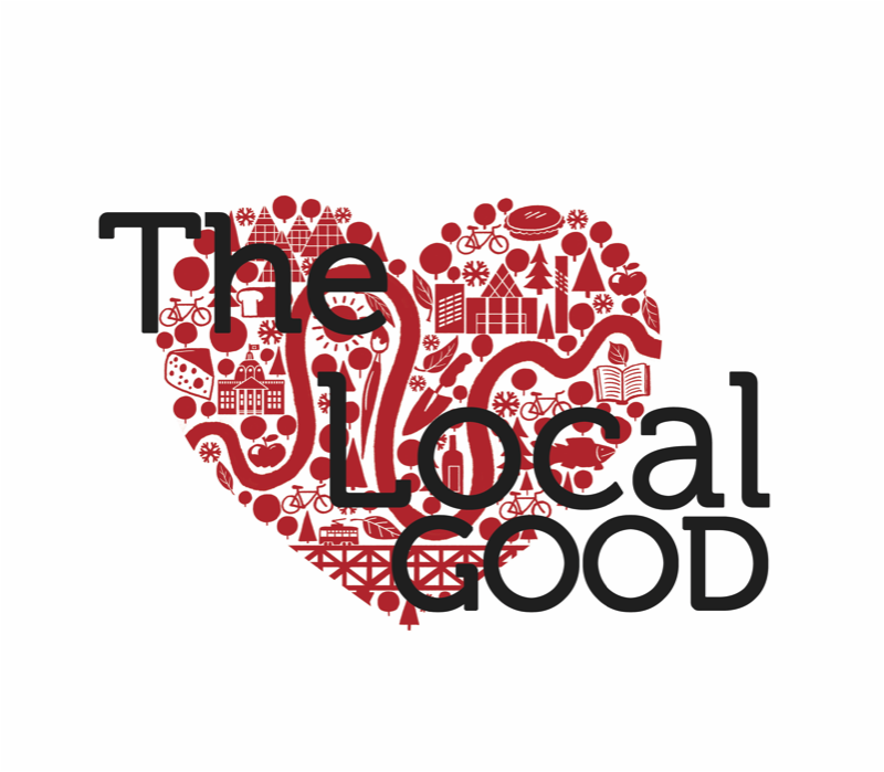 THE LOCAL GOOD:   All about bridging local community. We get excited about ways to live a bit more simply and sustainably.     Social Capital + Capacity Building       #connectinglocaldo-gooders  #yeg