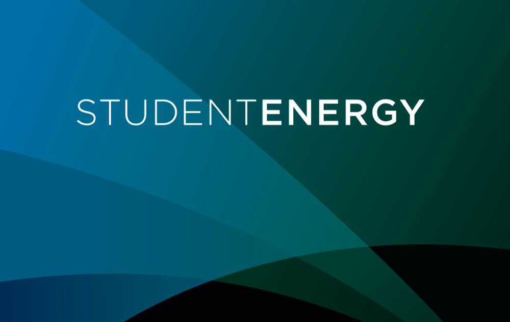 STUDENT ENERGY:  Delivering  accurate, unbiased energy information to students across the world so they can engage effectively in the conversation around energy.     Field Building to Support Energy Transition + Systems Thinking       #systemsthinking  #yeg