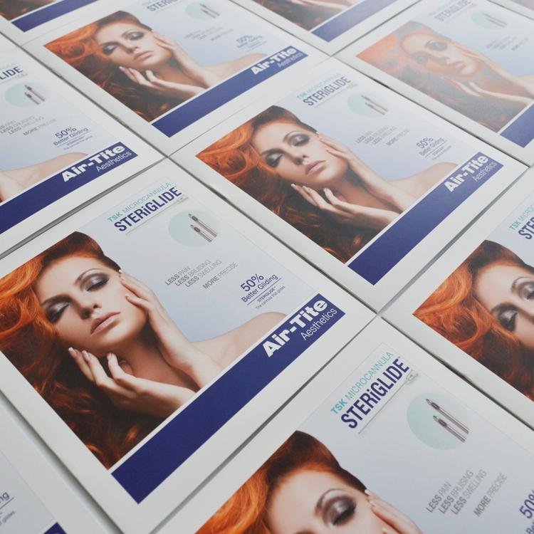 Corporate Branding, International Direct Mail