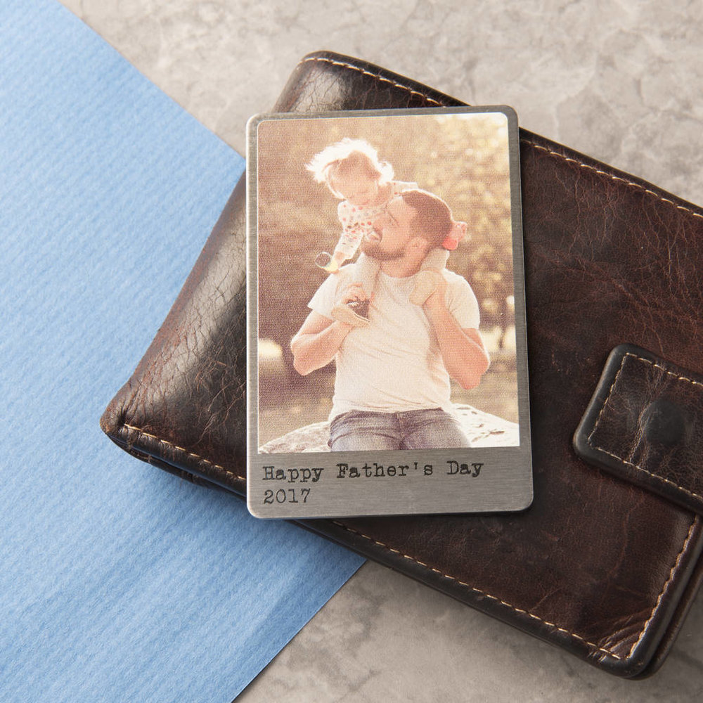 Wallet photo - Personalised wallet sized print.