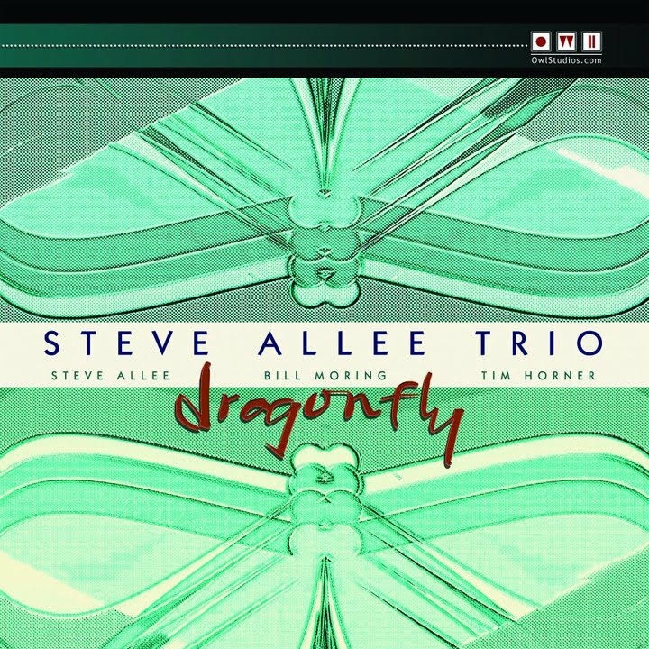 5. Dragonfly - Released in 2012 by the Steve Allee Trio and available on iTunes. Grammy-nominated Steve Allee puts Indianapolis modern jazz where it needs to be.