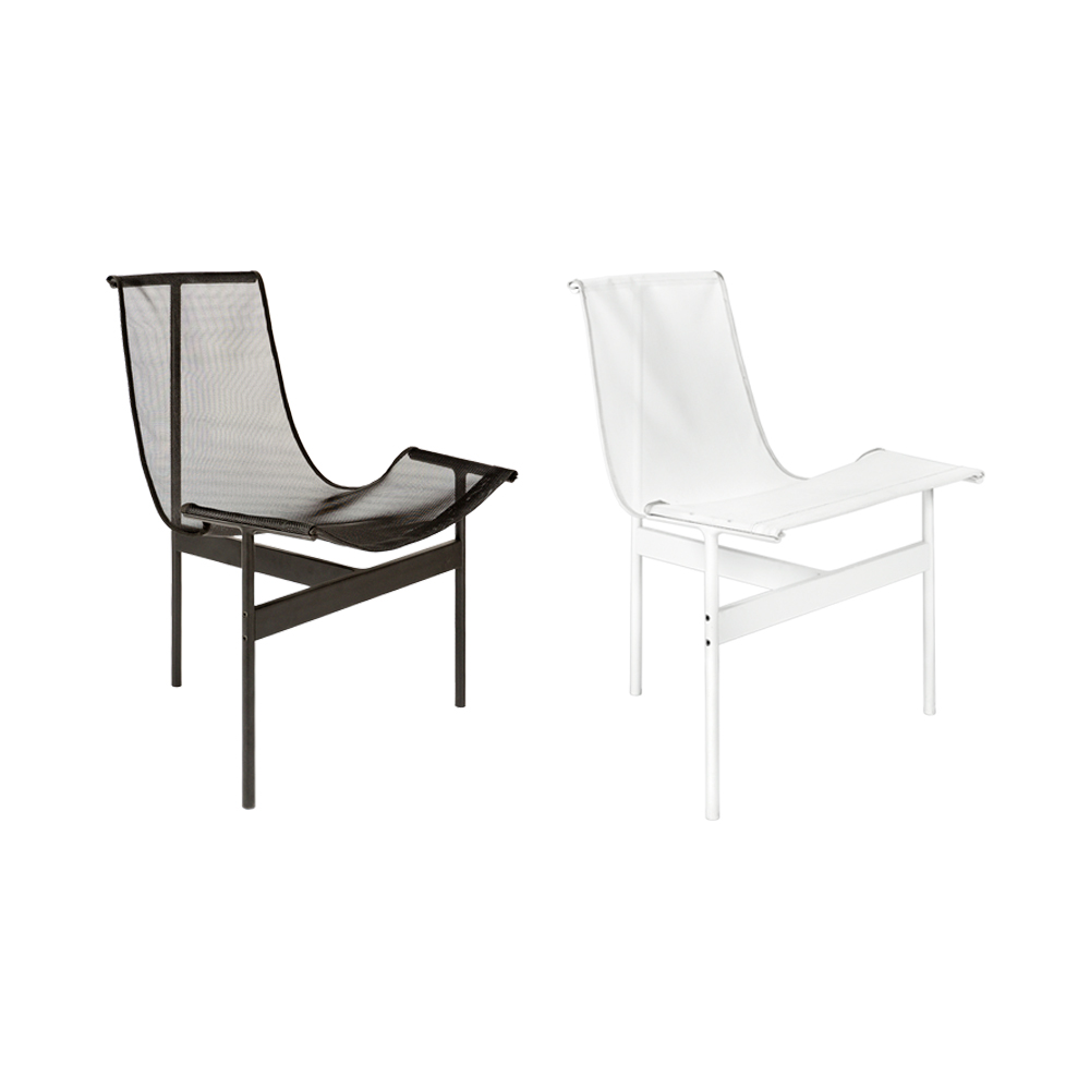 TG-10 Sling Dining Chair - Designed by William Katavolos, Ross Littell and Douglas Kelly