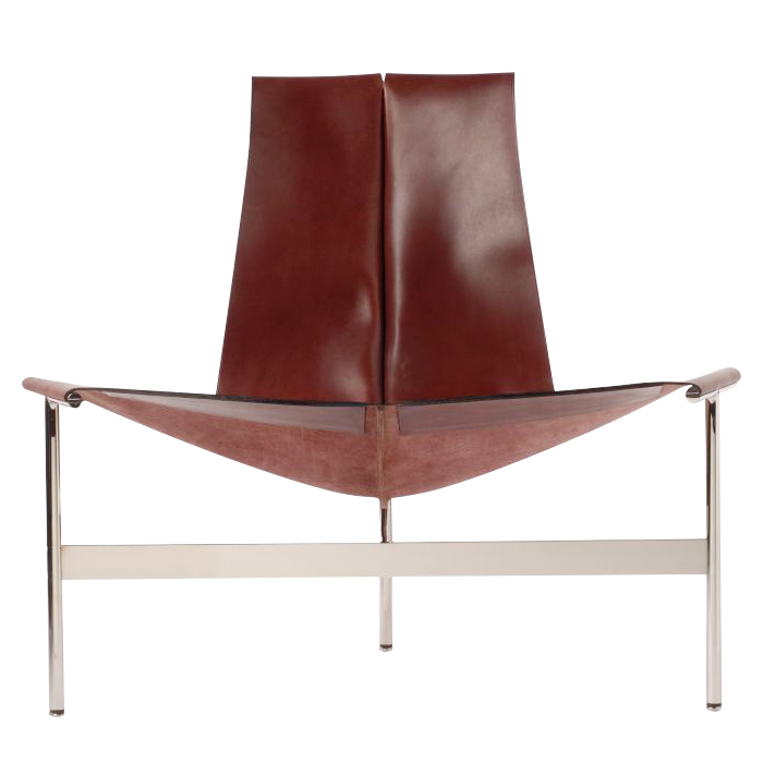 TG-15 Sling Lounge Chair - Designed by William Katavolos, Ross Littell and Douglas Kelly