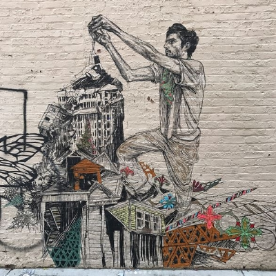 MINI MURALS BY SWOON