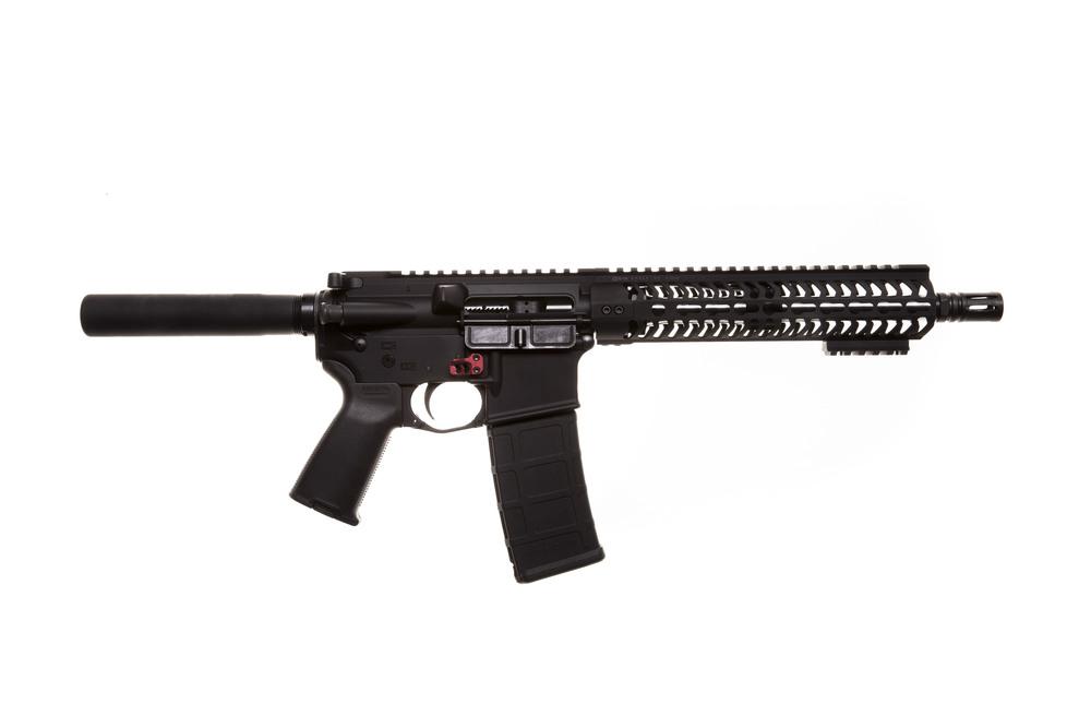 Asylum Weaponry AW4 Pistol